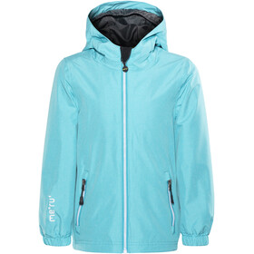 Meru Fremont Waterproof Jacket Girls Aqua